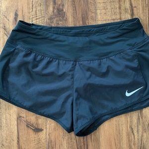 Black Nike Workout Shorts